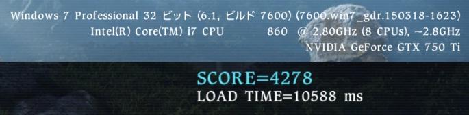 5390 i7 750ti ff14 h